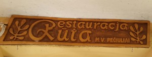 Restoranas Ruta